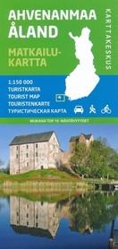 WYSPY ALANDZKIE wodoodporna mapa turystyczna 1:150 000 KARTTAKESKUS