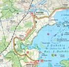 MAZURY KRAINA WIELKICH JEZIOR mapa turystyczna 1:75 000 TOPMAPA 2019 (3)