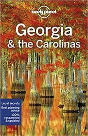 GEORGIA & THE CAROLINAS (USA) w.2 przewodnik turystyczny LONELY PLANET 2019