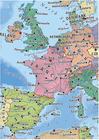 GLOBUS MAPA POLITYCZNA DUŻA PIŁKA SIEDZISKO 75 CM BALANCE PLANET (7)