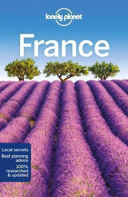 FRANCJA w.13 przewodnik LONELY PLANET 2019