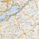 WĘGRY mapa 1:380 000 REISE KNOW HOW 2019 (3)