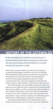 COTSWOLDS Oxford & Stratford-upon-Avon przewodnik turystyczny AA (3)