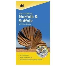 Norfolk & Suffolk, Cambridge przewodnik turystyczny AA