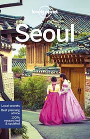 SEOUL SEUL W.9 przewodnik turystyczny LONELY PLANET 2019
