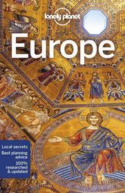 EUROPA W.3 przewodnik LONELY PLANET 2019