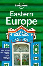 EUROPA WSCHODNIA W.15 przewodnik LONELY PLANET 2019