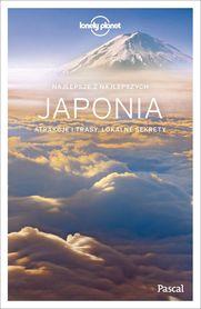 JAPONIA Najlepsze z najlepszych LONELY PLANET PASCAL 2019