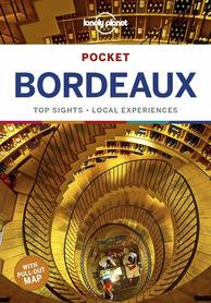 BORDEAUX w.1 przewodnik POCKET LONELY PLANET 2019