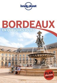 BORDEAUX PRZEWODNIK POCKET LONELY PLANET j.francuski