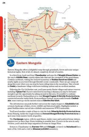 MONGOLIA W.8 przewodnik LONELY PLANET 2018 (5)