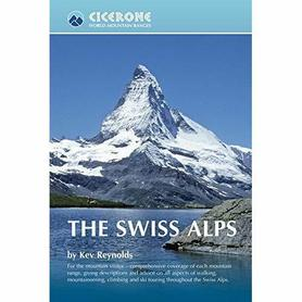 THE SWISS ALPS przewodnik Kev Reynolds CICERONE