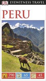 PERU przewodnik turystyczny DK 2014