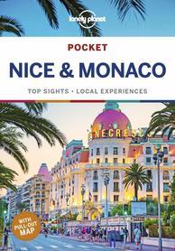 NICEA MONACO w.1 przewodnik POCKET LONELY PLANET 2019