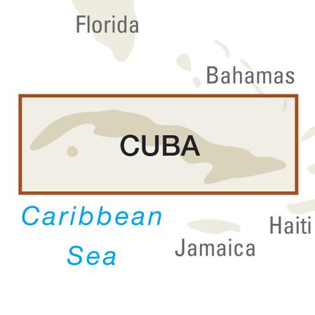 KUBA mapa 1:650 000 REISE KNOW HOW wodoodporna 2019 (3)