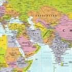 ŚWIAT mapa polityczna i krajobrazowa 1:31 000 000 składana laminowana EXPRESSMAP 2020 (4)