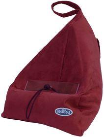BOOK SEAT Cinnabar/Red PODUSZKA NA KSIĄŻKĘ