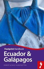 EKWADOR I GALAPAGOS W.9 przewodnik turystyczny FOOTPRINT 2018