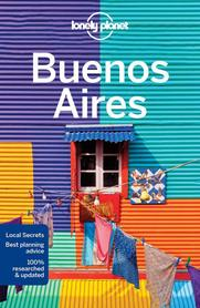 BUENOS AIRES W.8 przewodnik LONELY PLANET 2017