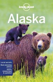 ALASKA W.12 przewodnik LONELY PLANET 2018