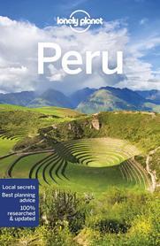 PERU W.10 przewodnik LONELY PLANET 2019