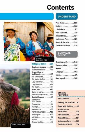 PERU W.10 przewodnik LONELY PLANET 2019 (6)