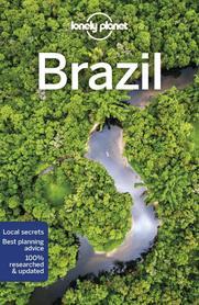 BRAZYLIA W.11 przewodnik LONELY PLANET 2019