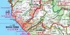GUADELOUPE SAINT MARTIN SAINT BARTHELEMY mapa turystyczna 1:80 000 IGN 2019 (3)