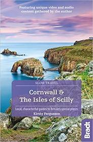 Cornwall & The Isles of Scilly przewodnik BRADT 2019