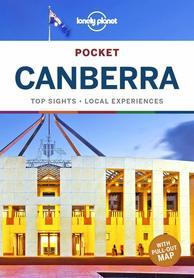 CANBERRA W.1 przewodnik LONELY PLANET POCKET 2019