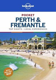 PERTH & FREMANTLE W.1 przewodnik LONELY PLANET POCKET 2019