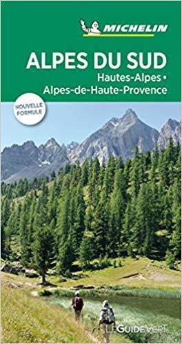 Michelin Le Guide Vert Alpes du Sud MICHELIN