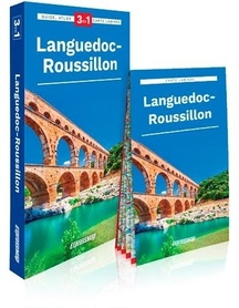 LANGWEDOCJA ROUSSILLON przewodnik wersja francuska EXPRESSMAP 2021