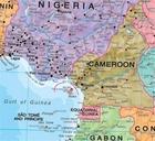AFRYKA ścienna mapa polityczna 1:8 000 000 MAPS INTERNATIONAL (2)