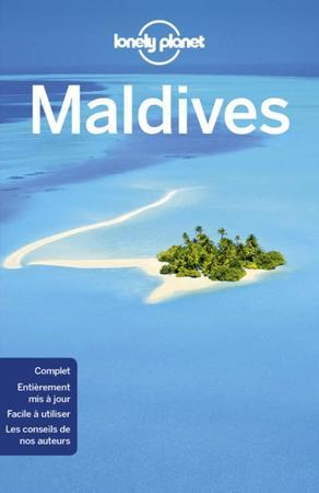 MALEDIWY MALDIVES w.5 przewodnik LONELY PLANET j. francuski 2019 (1)