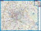 WIEDEŃ W.14 plan miasta laminowany 1:11 000 BORCH 2019 (3)