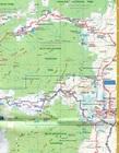 GÓRY BŁĘKITNE BLUE MOUNTAINS mapa turystyczna 1:25 000 UBD (3)