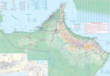 DUBAJ I ZJEDNOCZONE EMIRATY ARABSKIE mapa ITMB 2019 (3)