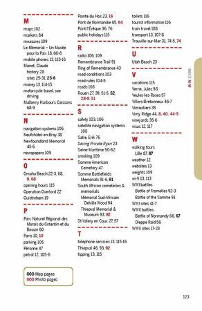 NORMANDIA w.2 przewodnik LONELY PLANET 2019 (5)