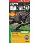 Puszcza Białowieska laminowana mapa turystyczna EXPRESSMAP (2)
