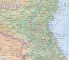 HUE, DA NANG, WIETNAM ŚRODKOWY mapa ITMB 2020 (2)