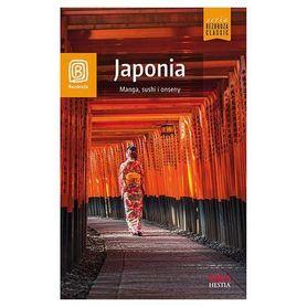JAPONIA Manga, sushi i onseny przewodnik BEZDROŻA 2019