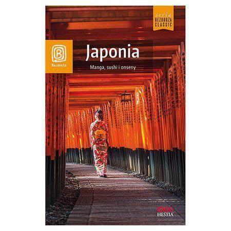 JAPONIA Manga, sushi i onseny przewodnik BEZDROŻA 2019 (1)