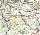 BESKID MAŁY mapa turystyczna 1:40 000 COMPASS 2020 (2)
