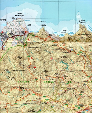 TENERYFA, PN TEIDE - ANAGA - TENO mapa turystyczna 1:25 000 ALPINA 2020 (3)