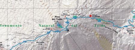 TENERYFA, PN TEIDE - ANAGA - TENO mapa turystyczna 1:25 000 ALPINA 2020 (5)