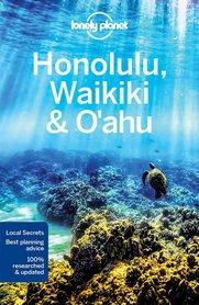 HONOLULU WAIKIKI OAHU w.5 przewodnik LONELY PLANET 2017