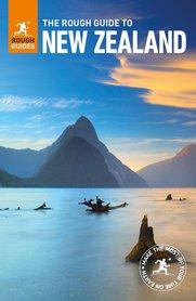 NOWA ZELANDIA w.10 przewodnik ROUGH GUIDES 2019