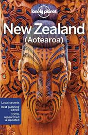NOWA ZELANDIA w.19 przewodnik LONELY PLANET 2018