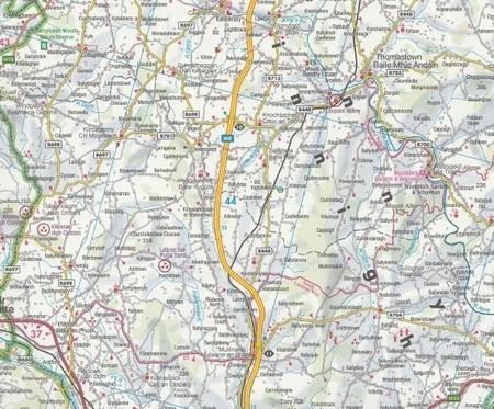 IRLANDIA 3 mapy 1:150 000 FREYTAG & BERNDT 2020 (2)